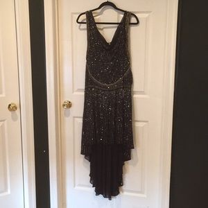 Free People sequin and beaded dress NWT!